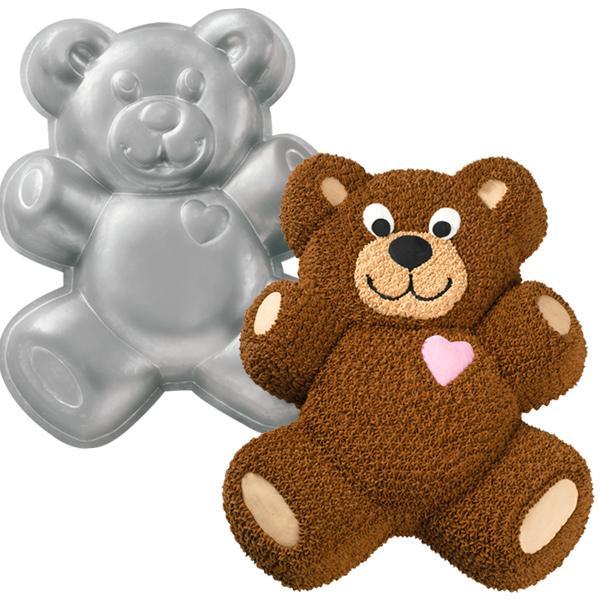 Teddy Bear Pan
