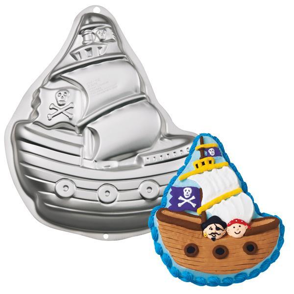 Pirate Ship Pan