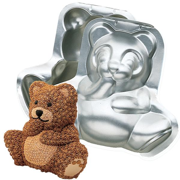 Stand Up Cuddly Bear Pan