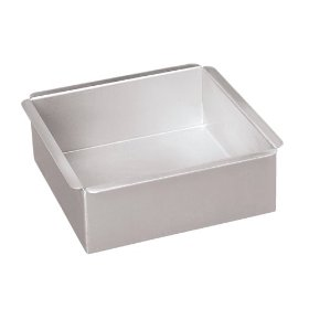 4x4x2 Square Pan