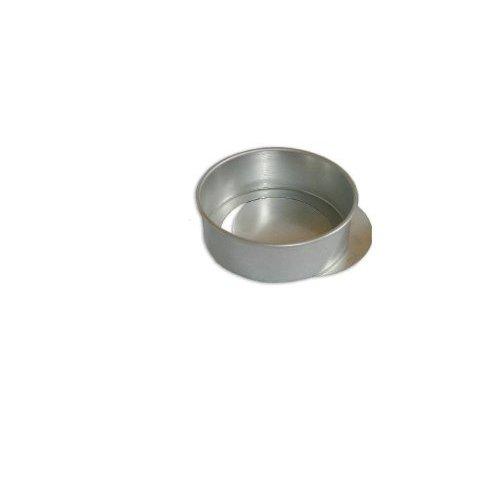 8x3 Round Loose Bottom Pan