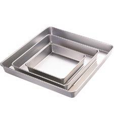 Square Pan Set