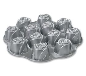 Sweetheart Rose Muffin Pan