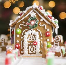 GINGERBREAD HOUSE CLASSES