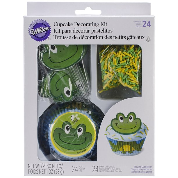 BAKING CUP COMBO PACKS - DECORATING KITS