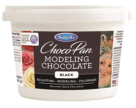 Satin Ice Modeling Chocolate - Black