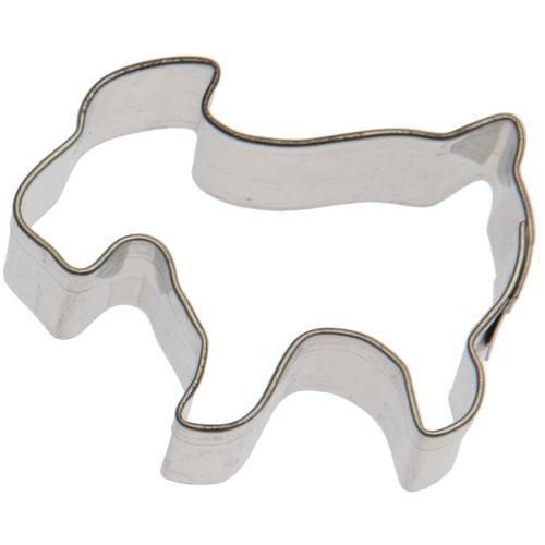 """Mini - Goat Cookie Cutter - 1.5"""""""