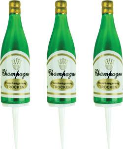 Champagne Bottle picks