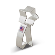 Star - Shooting star Cookie Cutter