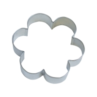 Scallop Cookie Cutter - 4""
