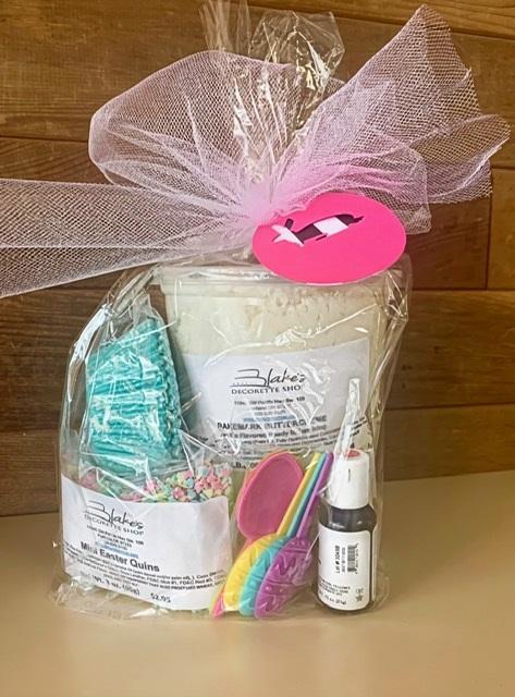 Spring Cupcake Decorating Kit