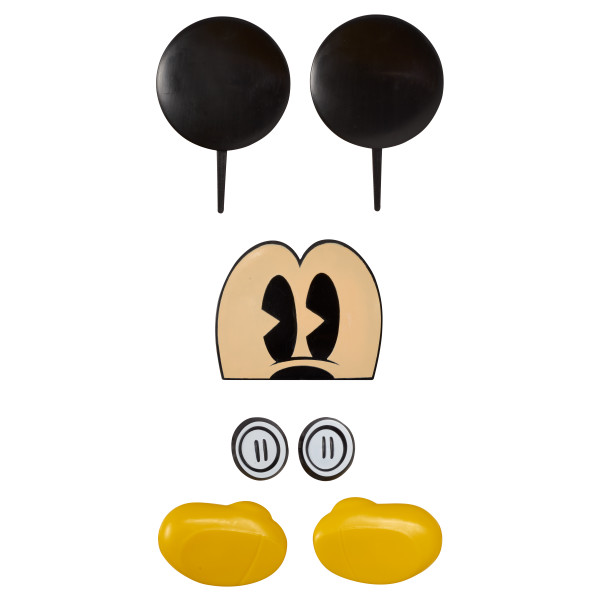 Mickey Mouse Creations Cake Topper Kit