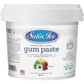 Satin Ice White Gumpaste