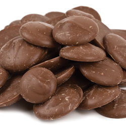 Merckens Milk Chocolate Coating Wafers - 1 lb