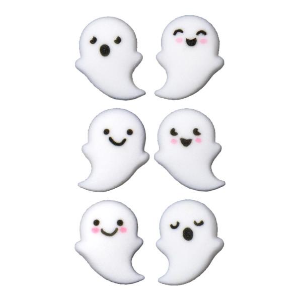 Ghost Buddies Sugar Decorations