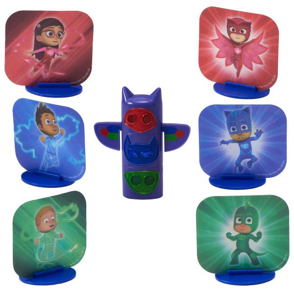PJ Masks We're On Our Way! Cake Topper Set
