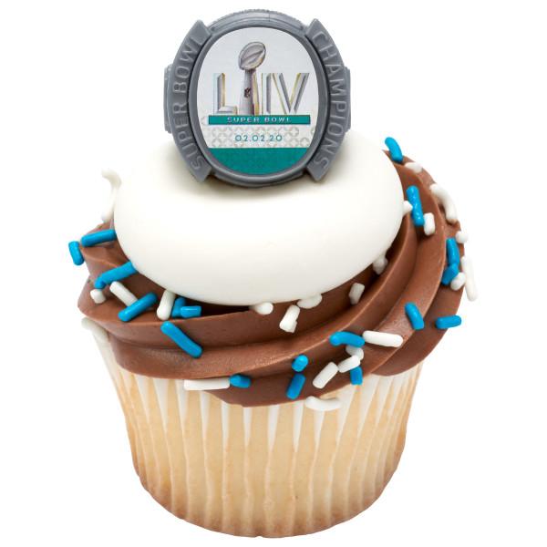 Super bowl Cake/Cupcake rings