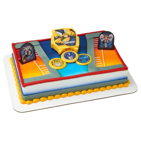 Transformers Cake Topper