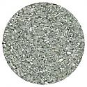 Shimmering Silver Sugar Crystals 4oz.