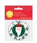 Christmas - Santa Beard Baking Cups