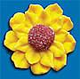 "Sunflower - Large  - 1 3/4"""