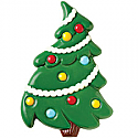 Christmas Tree Bark Candy Mold