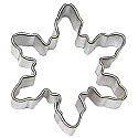 """Snowflake - 2.25"""" Cookie Cutter"""