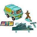 Scooby Doo Mystery Machine Cake Topper