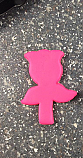 Rose with Leaves Cookie Cutter