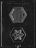Snowflake Pour Box Chocolate Mold
