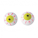 Scary Eyeballs Sugar Decorations
