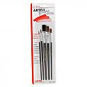 Brush-Hobby - 5 Assorted Brushes