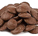 Merckens Milk Chocolate Coating Wafers - 5 lbs
