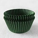 Forest Green Baking Cups