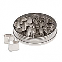 Number Cutter Set - 9 Piece