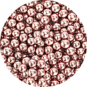 5mm Pink Dragees - 3.7 oz.