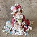 Miscellaneous Clearance - Figurine - Babies are Precious - Sarah's Attic Inc