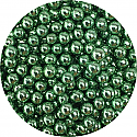 5mm Green Dragees - 3.7 oz.