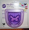 Clearance - Wilton Sugar Sheet Cutting Insert - Butterfly