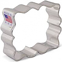 Fanciful Plaque Cookie Cutter