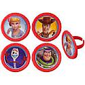 Toy Story 4 Cupcake Rings