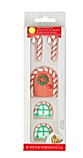 Candy Cane - Door - Window Icing Decorations