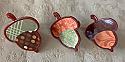 Acorn Cupcake Rings