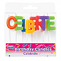 Celebrate Candle Pick Set
