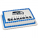 Seattle Seahawks Edible Image