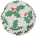 #601 Holly Candy Cups