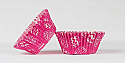 Easter - Hot Pink Easter Eggs baking cups