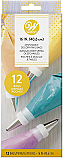"""16"""" 12ct. Disposable Decorating Bags"""