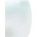 White Plastic Bowl Scraper