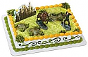 Novelty Clearance - Prince Caspian Battle Cry Cake Topper